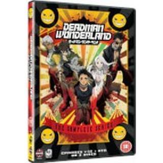 Deadman Wonderland: The Complete Series [DVD]